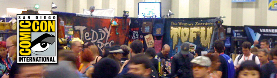 SDCC 2011 Postmortem